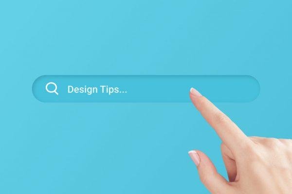 design tips for marketing